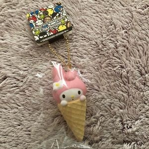 ⚡️⚡️Authentic Sanrio Characters Characone Squishy